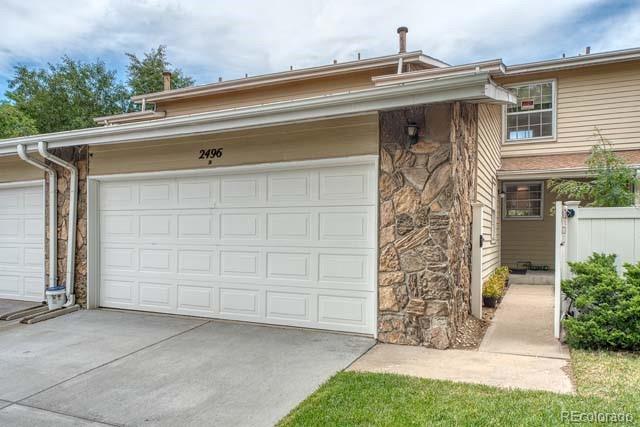 2496 S Vaughn Way B, Aurora, CO 80014 (#6532142) :: Mile High Luxury Real Estate