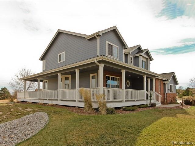 750 W Antelope Drive, Bennett, CO 80102 (#6571194) :: Wisdom Real Estate