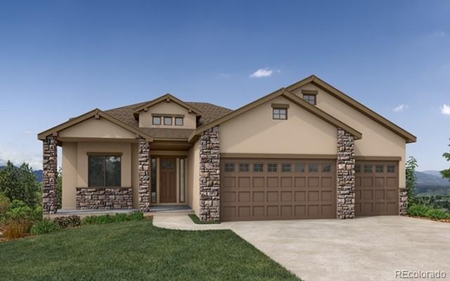 2050 Safe Harbor Court, Colorado Springs, CO 80919 (#6710680) :: The Heyl Group at Keller Williams