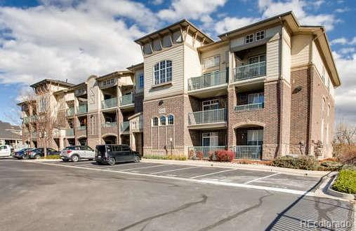 3890 S Dayton Street #305, Aurora, CO 80014 (#6716113) :: My Home Team