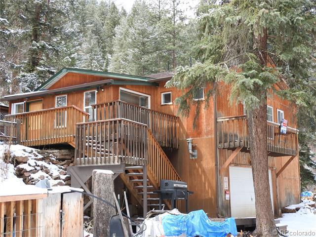 15929 S Elk Creek Road, Pine, CO 80470 (MLS #6870969) :: 8z Real Estate