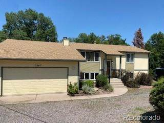 7847 W Brook Drive, Littleton, CO 80128 (MLS #6959633) :: Clare Day with Keller Williams Advantage Realty LLC