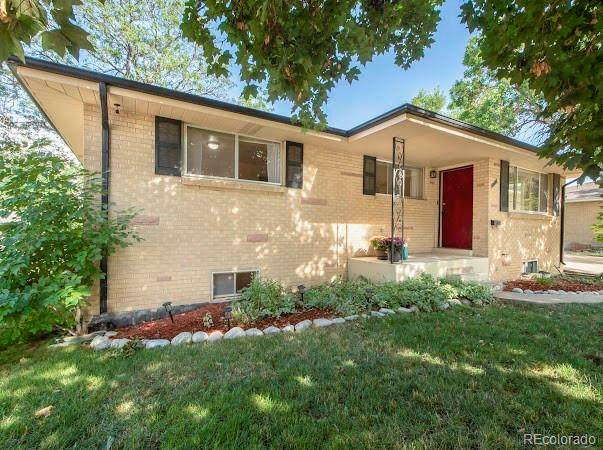 1668 S Zephyr Court, Lakewood, CO 80232 (MLS #6976166) :: Clare Day with Keller Williams Advantage Realty LLC