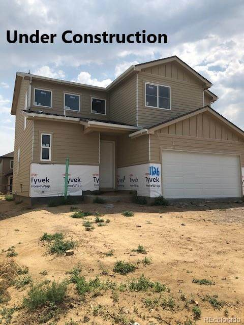 1126 103rd Avenue Court, Greeley, CO 80634 (MLS #7240336) :: Keller Williams Realty