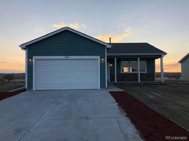483 S 2nd Avenue, Deer Trail, CO 80105 (#7370891) :: Wisdom Real Estate