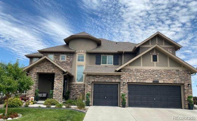 22481 Boundstone Drive, Parker, CO 80138 (#7566968) :: The DeGrood Team