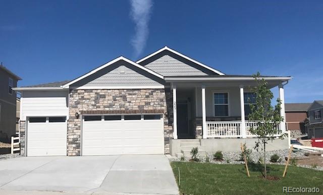 2271 Shadow Creek Drive, Castle Rock, CO 80104 (MLS #7673779) :: 8z Real Estate