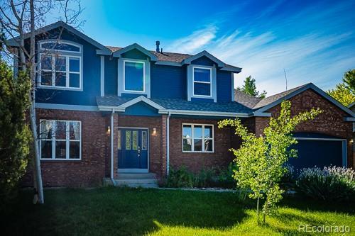734 Ridge Creek Court, Longmont, CO 80504 (MLS #8328723) :: 8z Real Estate