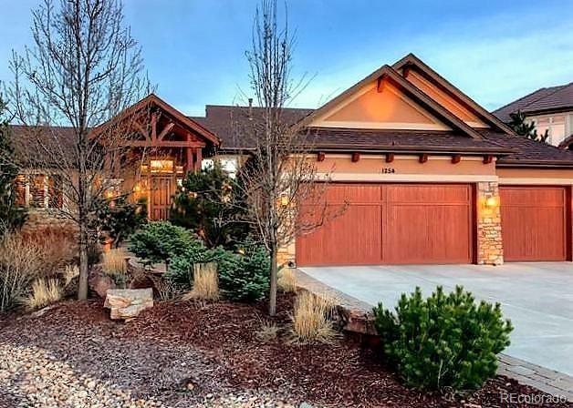 1254 Buffalo Ridge Road, Castle Pines, CO 80108 (#8417248) :: RE/MAX Professionals