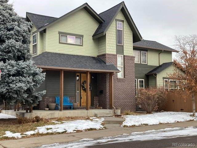 411 E Warren Avenue, Denver, CO 80210 (#8619257) :: Kimberly Austin Properties