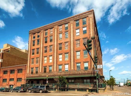 2261 Blake Street 2G, Denver, CO 80205 (#8625462) :: The Griffith Home Team