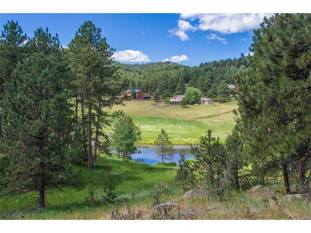 Tbd Cragmont Drive, Lot 12, Evergreen, CO 80439 (#8627929) :: Wisdom Real Estate
