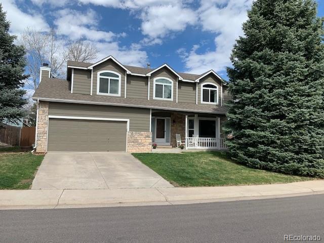 11173 W Caley Avenue, Littleton, CO 80127 (#8779497) :: House Hunters Colorado