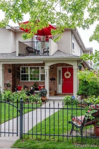 1520 S Pennsylvania Street, Denver, CO 80210 (MLS #8843173) :: 8z Real Estate