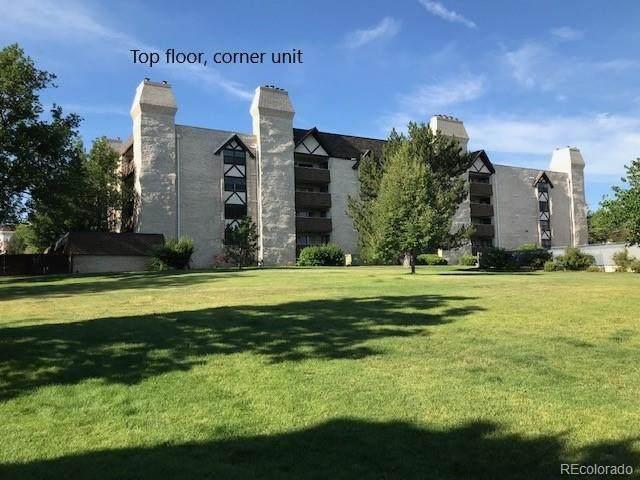 7255 E Quincy Avenue #402, Denver, CO 80237 (#9003060) :: Chateaux Realty Group