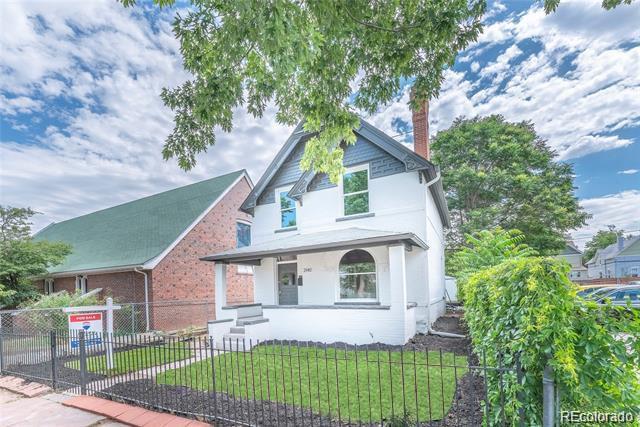 2140 N Humboldt Street, Denver, CO 80205 (MLS #9345351) :: 8z Real Estate