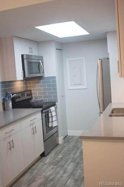 921 S Walden Street #201, Aurora, CO 80017 (MLS #9354139) :: 8z Real Estate