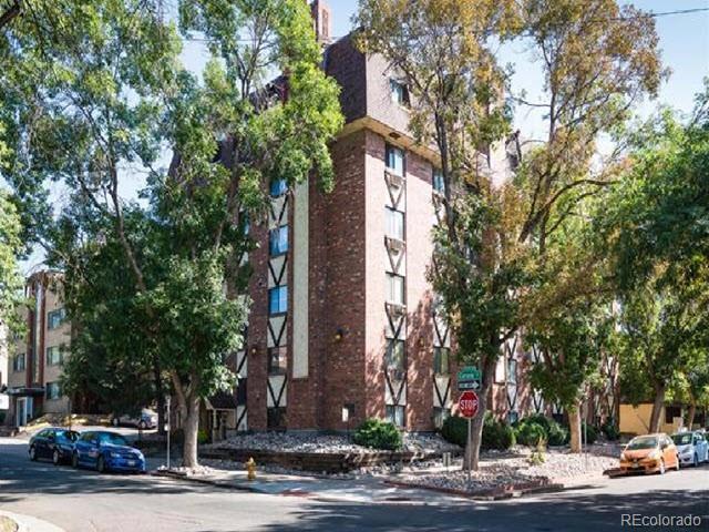 1008 N Corona Street #202, Denver, CO 80218 (#9433477) :: The HomeSmiths Team - Keller Williams