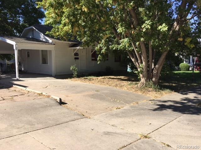 149 S Irving Street, Denver, CO 80219 (#9473873) :: The DeGrood Team