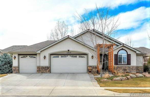 1905 80th Avenue, Greeley, CO 80634 (#9643359) :: Berkshire Hathaway Elevated Living Real Estate