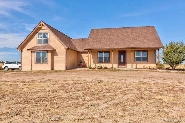 5555 Private Road 126, Elizabeth, CO 80107 (#9864715) :: HomePopper