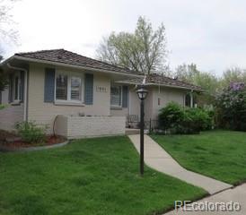 1021 Niagara Street, Denver, CO 80220 (#9996407) :: The Pete Cook Home Group
