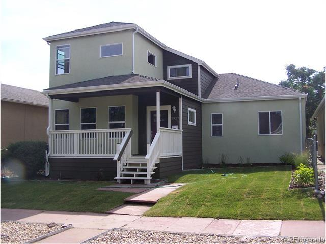 3921 Navajo Street, Denver, CO 80211 (MLS #1106355) :: 8z Real Estate