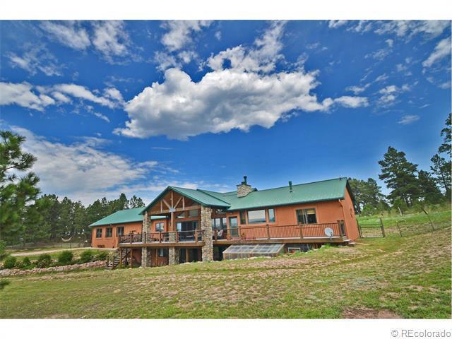 16575 Dancing Wolf Way, Colorado Springs, CO 80908 (MLS #1240671) :: 8z Real Estate