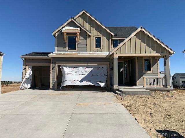 1333 Elbridge Drive, Elizabeth, CO 80107 (#1549304) :: The Griffith Home Team