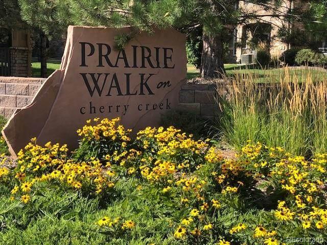 17525 Wilde Avenue #308, Parker, CO 80134 (#2035744) :: Compass Colorado Realty