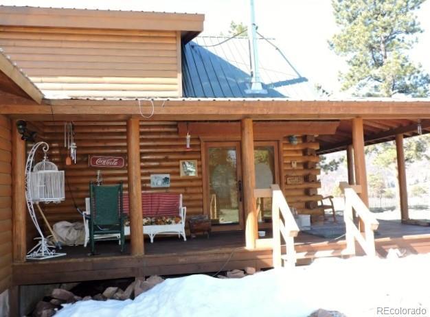 1125 Laker Lane, Fort Garland, CO 81133 (MLS #2171002) :: Kittle Real Estate