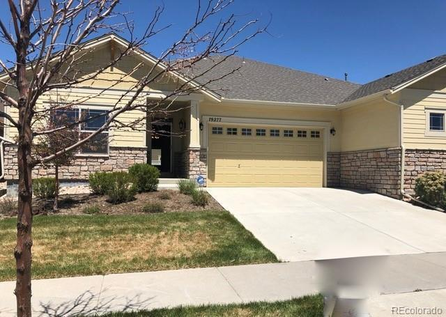 19377 E Radcliff Place, Aurora, CO 80015 (MLS #2500636) :: 8z Real Estate