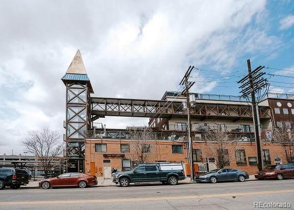 2715 Blake Street #6, Denver, CO 80205 (#2522369) :: The Artisan Group at Keller Williams Premier Realty