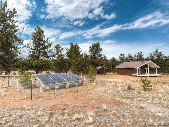 3782 S Muley Gulch Drive, Hartsel, CO 80449 (MLS #2641166) :: 8z Real Estate