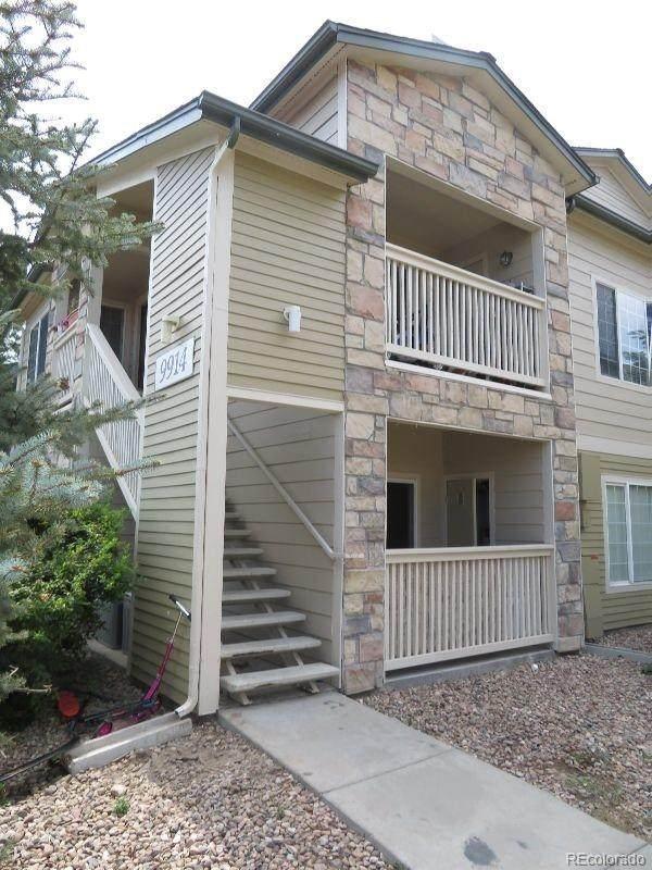 9914 E Carolina Circle #201, Aurora, CO 80247 (#2758749) :: Kimberly Austin Properties