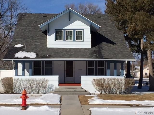 324 N Main Street, Yuma, CO 80759 (#3443621) :: The Heyl Group at Keller Williams