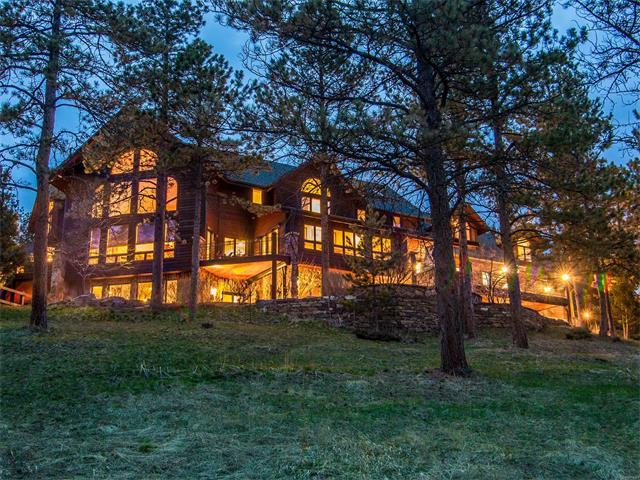 28775 Cragmont Drive, Evergreen, CO 80439 (MLS #3452321) :: 8z Real Estate