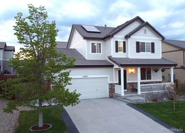 12891 Spruce Street, Thornton, CO 80602 (#3480181) :: Compass Colorado Realty