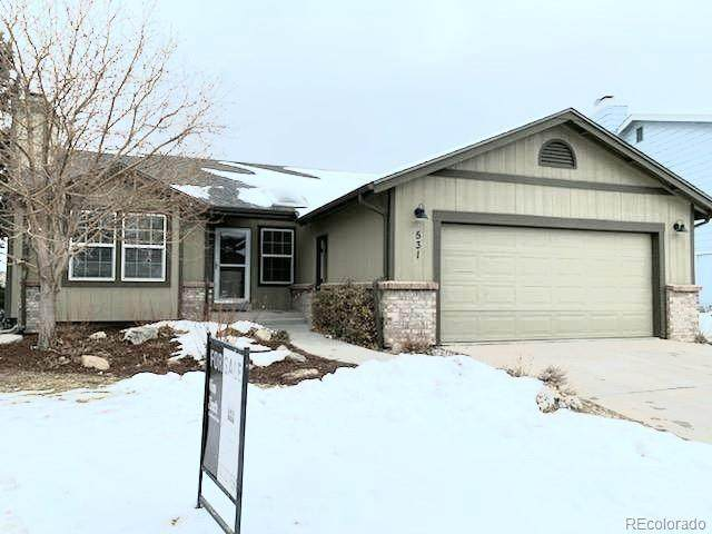 531 Snowy Owl Place, Highlands Ranch, CO 80126 (#3869391) :: HomeSmart