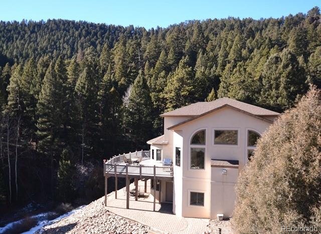 24199 Last Resort Creek Trail, Conifer, CO 80433 (#4741095) :: Berkshire Hathaway Elevated Living Real Estate