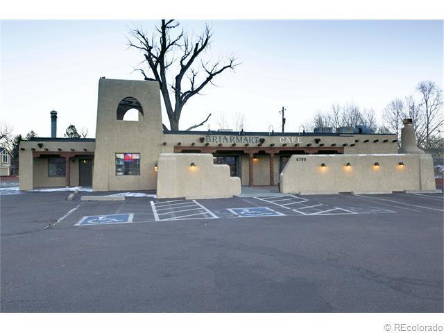 6799 N Academy Boulevard, Colorado Springs, CO 80918 (#4963347) :: The Dixon Group