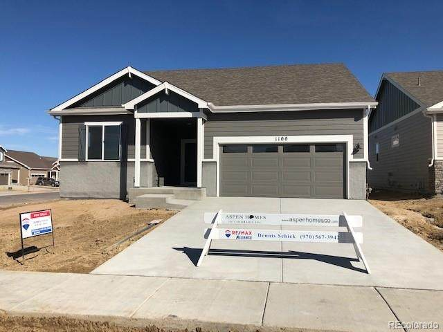 1100 104th Avenue, Greeley, CO 80634 (MLS #5294994) :: 8z Real Estate