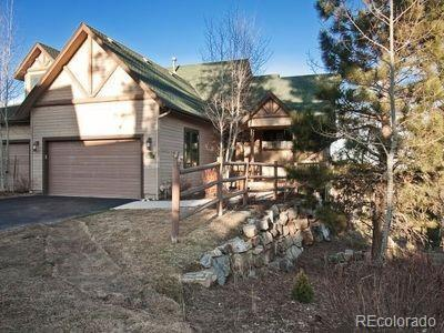 31073 Big Bear Drive, Evergreen, CO 80439 (#5343639) :: My Home Team