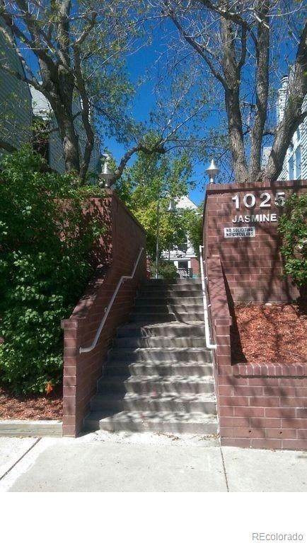 1025 Jasmine Street #2, Denver, CO 80220 (#5353564) :: Wisdom Real Estate