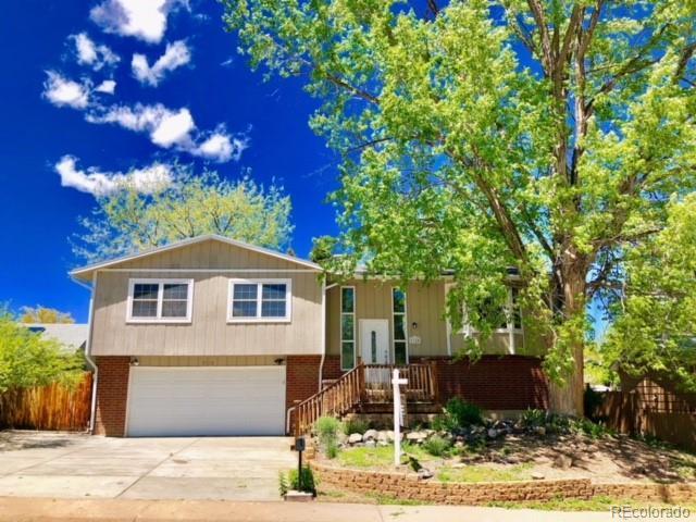7115 W Fremont Place, Littleton, CO 80128 (#6250898) :: House Hunters Colorado