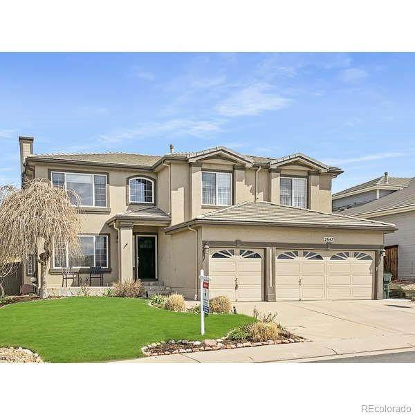 2647 Bitterroot Place, Highlands Ranch, CO 80129 (#6818896) :: Peak Properties Group