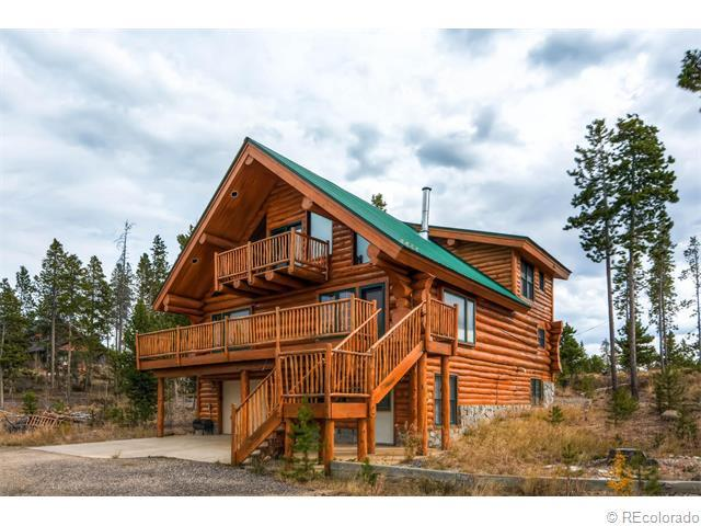 1435 County Road 852, Tabernash, CO 80478 (MLS #6924219) :: 8z Real Estate