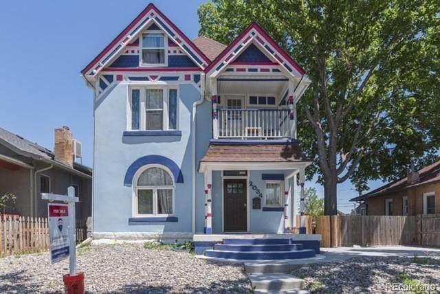 2034 Federal Boulevard, Denver, CO 80211 (#7090032) :: The Griffith Home Team