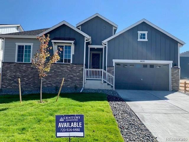 6635 Merrimack Drive, Castle Pines, CO 80108 (MLS #7229196) :: 8z Real Estate