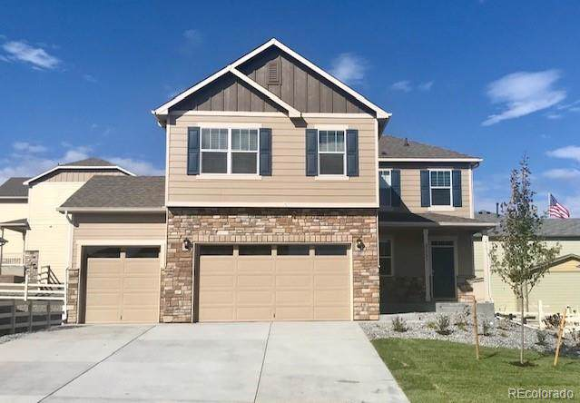 2257 Shadow Creek Drive, Castle Rock, CO 80104 (MLS #7665492) :: 8z Real Estate